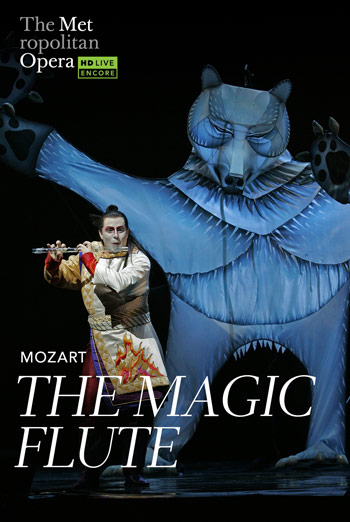 Magic Flute (MET 18/19) movie poster