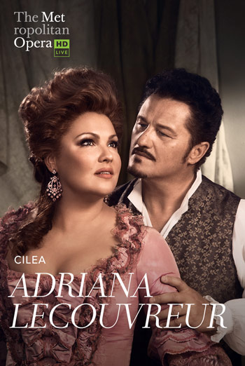 Adriana Lecouvreur (MET 18/19) movie poster