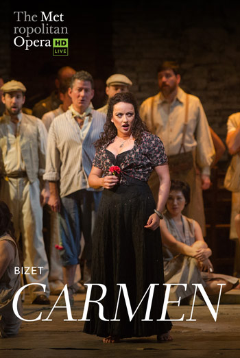 Carmen (MET 18/19) movie poster