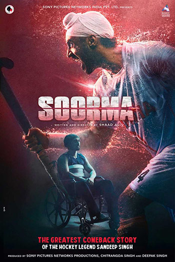 Soorma(Hindi W/E.S.T) movie poster