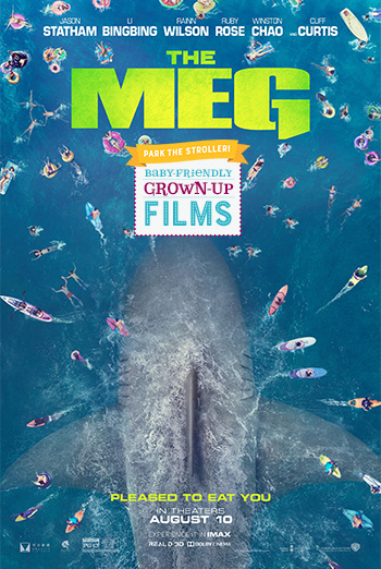 Meg, The (Park The Stroller) - in theatres 08/14/2018