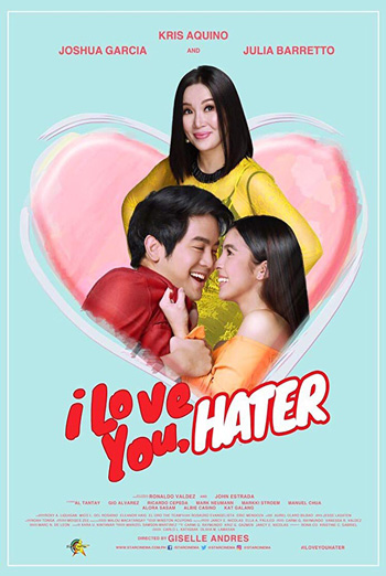 I Love You Hater(Filipino W/E.S.T) movie poster