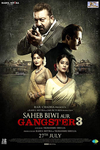 Saheb Biwi Aur Gangster 3(Hindi W/E.S.T.) movie poster