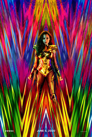 Wonder Woman 1984 - in theatres 10/2/2020
