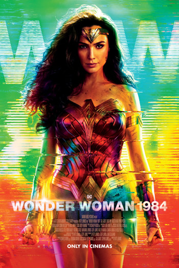 Wonder Woman 1984 - in theatres 12/25/2020