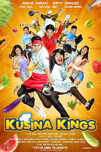 Kusina Kings (Filipino W/E.S.T) - in theatres 08/03/2018
