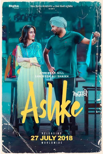 Ashke (Punjabi W/E.S.T) movie poster