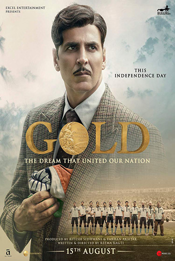 Gold (Hindi W/E.S.T) - in theatres 08/15/2018