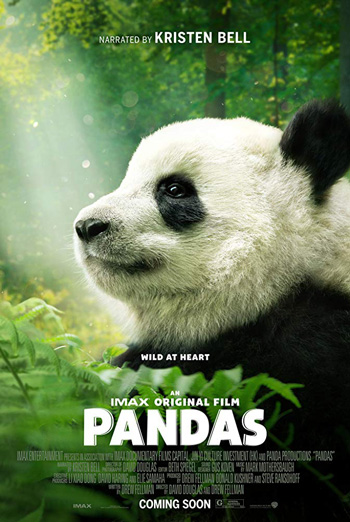 Pandas (IMAX) - in theatres 08/17/2018