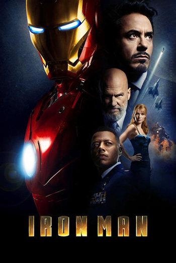 Marvel Studios 10th: Iron Man (IMAX) - in theatres 08/30/2018
