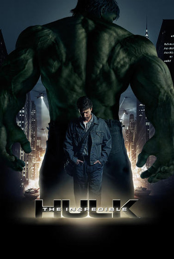 Marvel Studios 10th: Incredible Hulk (IMAX) - in theatres 08/30/2018