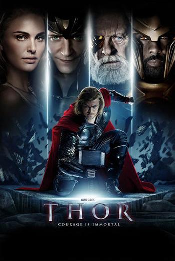 Marvel Studios 10th: Thor (IMAX 3D) - in theatres 08/30/2018