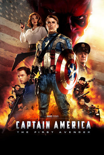 Captain America: The First Avenger (IMAX) - in theatres 08/30/2018