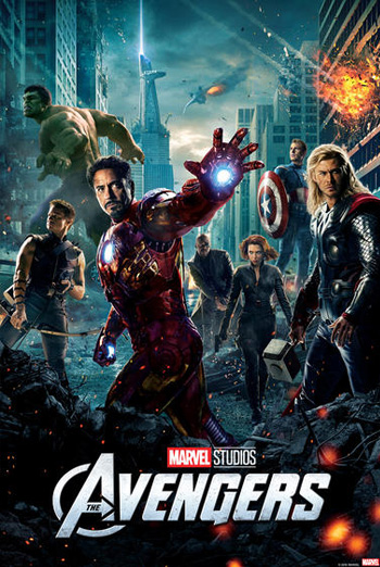 Marvel Studios 10th: The Avengers (IMAX 3D) - in theatres 08/30/2018