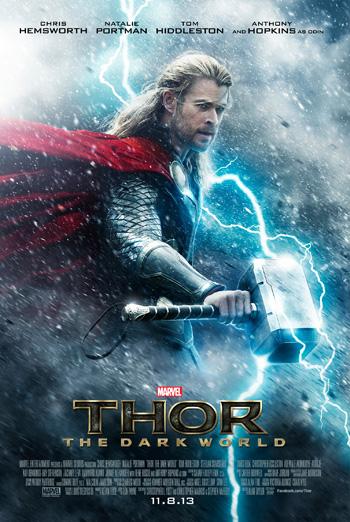 Marvel Studios 10th: Thor Dark World (IMAX 3D) - in theatres 08/30/2018