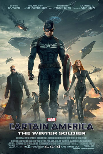 Marvel Studios 10th: Captain America: The Winter Soldier (IMAX 3D) - in theatres 08/30/2018