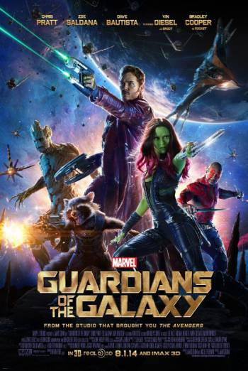 Marvel Studios 10th: Guardians Of Galaxy (IMAX 3D) - in theatres 08/30/2018