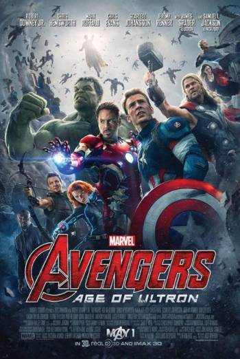 Marvel Studios 10th: Avengers Age Ultron (IMAX 3D) - in theatres 08/30/2018