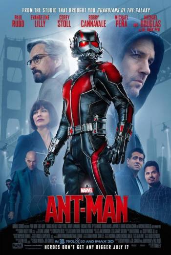 Marvel Studios 10th: Ant-Man (IMAX 3D) - in theatres 08/30/2018