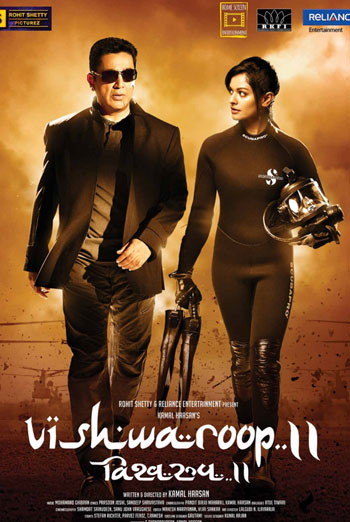 Vishwaroop 2 (Hindi W/E.S.T) - in theatres 08/10/2018