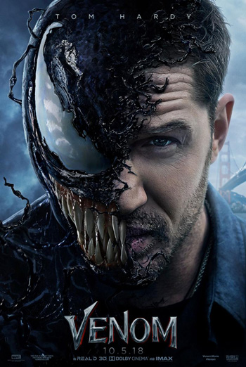 Venom (IMAX) - in theatres 10/05/2018