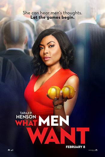 What Men Want - in theatres 02/08/2019