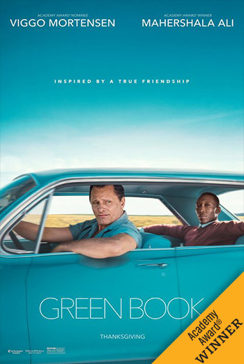 Green Book - in theatres 11/21/2018