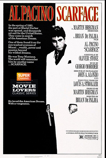 Scarface (Classic Film Series) movie poster