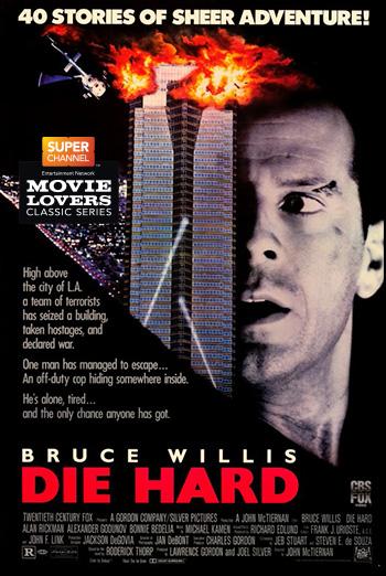 Die Hard (Classic Film Series) movie poster