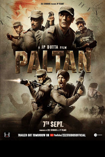 Paltan (Hindi W/E.S.T) movie poster