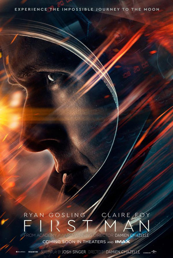 First Man (IMAX) - in theatres 10/12/2018