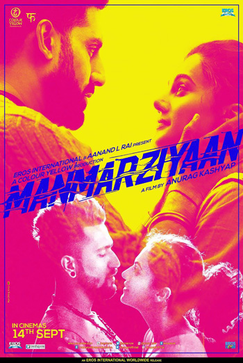 Manmarziyaan(Hindi W/E.S.T) movie poster