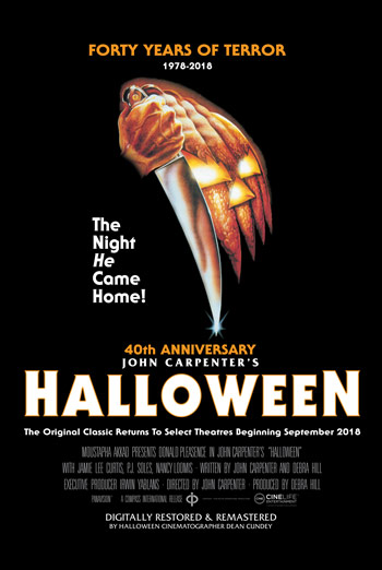 Halloween (1978) - in theatres 10/12/2018