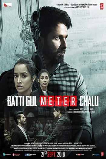Batti Gul Meter Chalu (Hindi W/E.S.T) movie poster