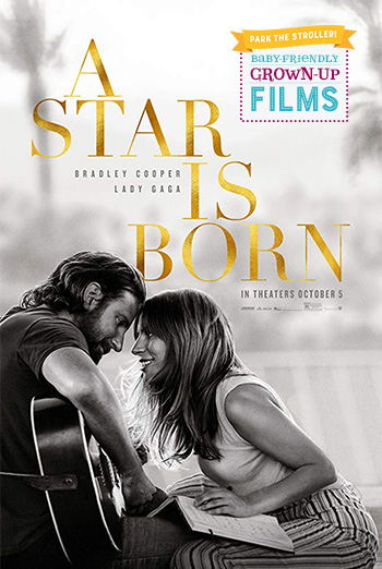 Star Is Born, A (Park the Stroller) movie poster
