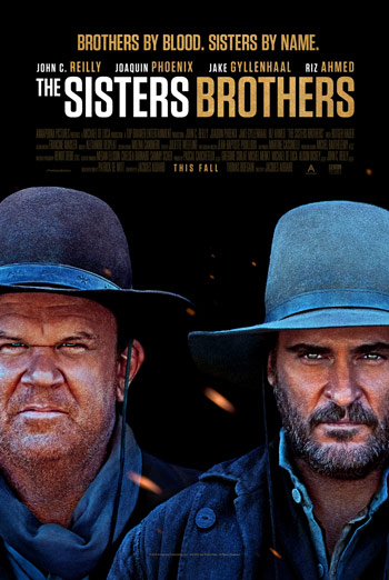 Sisters Brothers, The movie poster