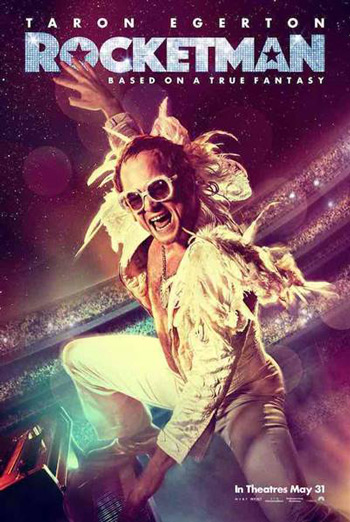 Rocketman - in theatres soon