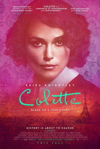 Colette - in theatres 10/05/2018