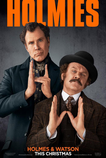 Holmes & Watson - in theatres 12/25/2018