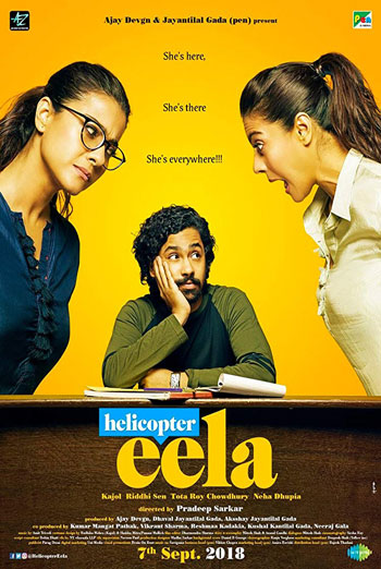 Helicopter Eela (Hindi W/E.S.T) movie poster