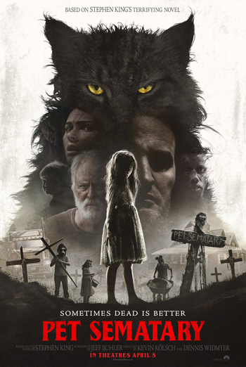 Pet Sematary - in theatres 04/05/2019