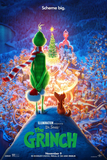 Dr. Seuss' The Grinch (IMAX) - in theatres 11/09/2018