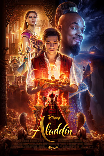 Aladdin - in theatres 05/24/2019