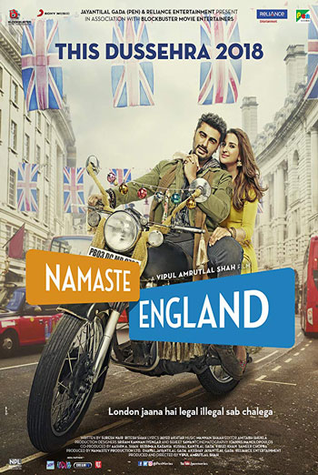 Namaste England (Hindi W/E.S.T.) - in theatres 10/19/2018