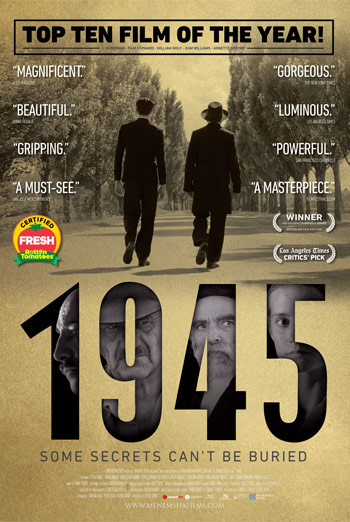1945 - in theatres 10/19/2018