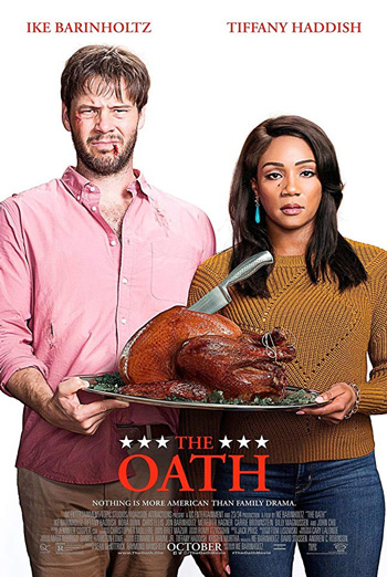 Oath, The movie poster