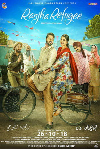 Ranjha Refugee (Punjabi W/E.S.T.) movie poster