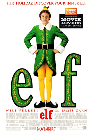 Elf (Classic Film Series) movie poster