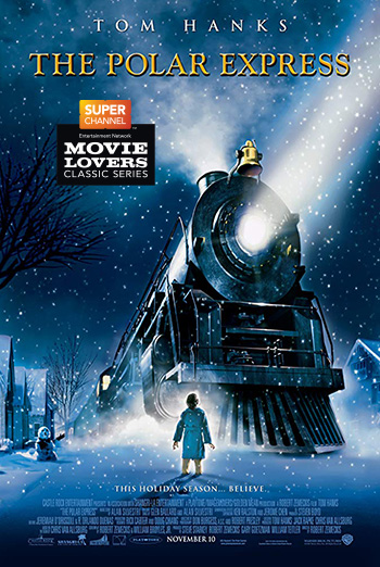 Polar Express (Classic Film Series) movie poster