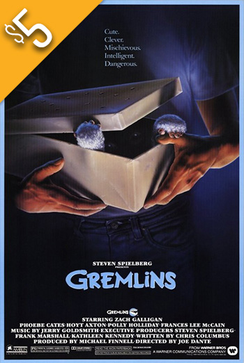 Gremlins - in theatres 11/24/2018